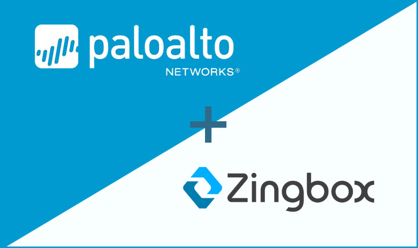 Palo Alto Networks looking to acquire Zingbox