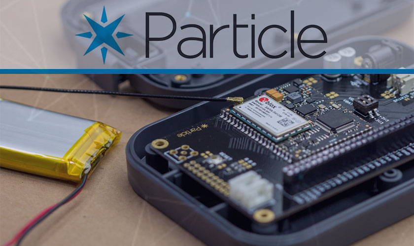 Particle pushes for LTE coverage with new device