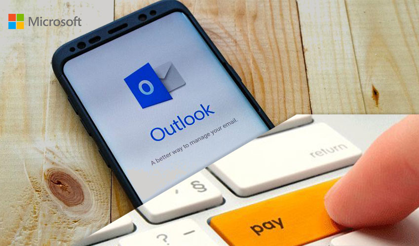 microsoft pay outlook