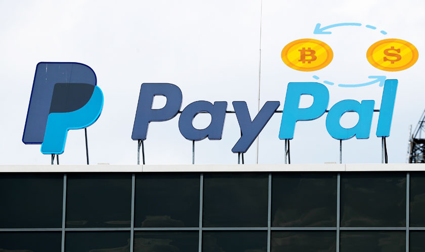PayPal to soon allow the exchange of Bitcoin across third-party apps