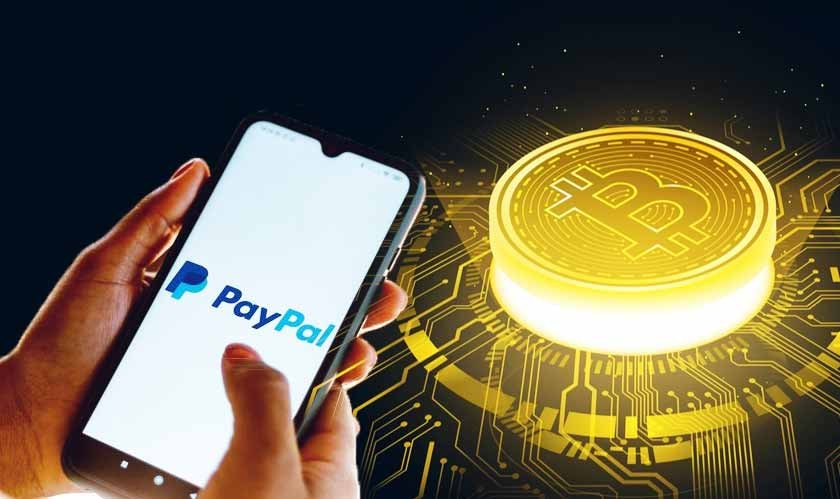PayPal allows UK citizens to trade and hold crypto assets