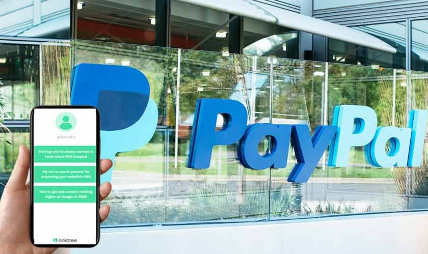 Linktree collaborates with PayPal to allow easy global payments