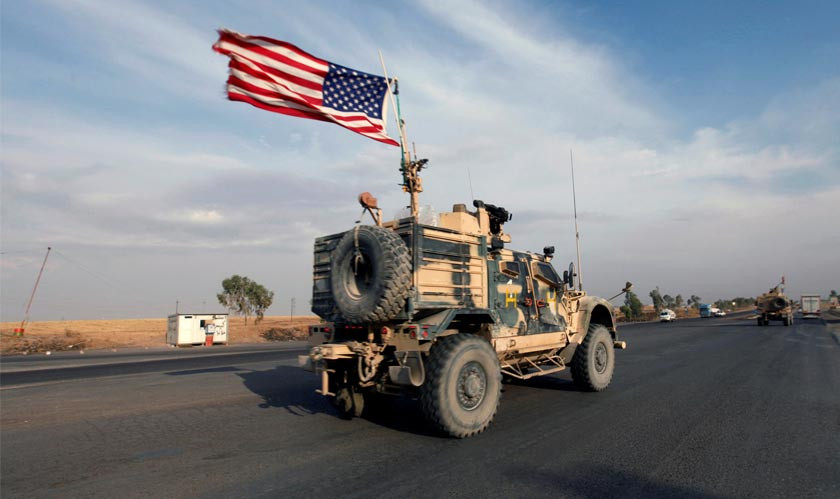 Pentagon holds US forces responsible for not protecting Syrian oil fields
