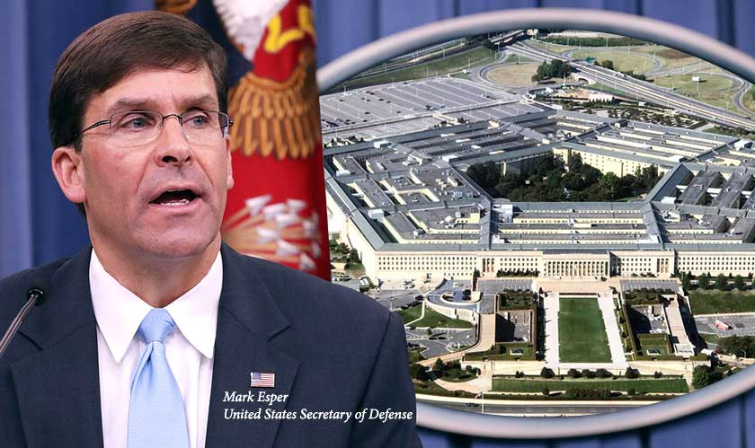 Pentagon Pauses $10 Billion Contract