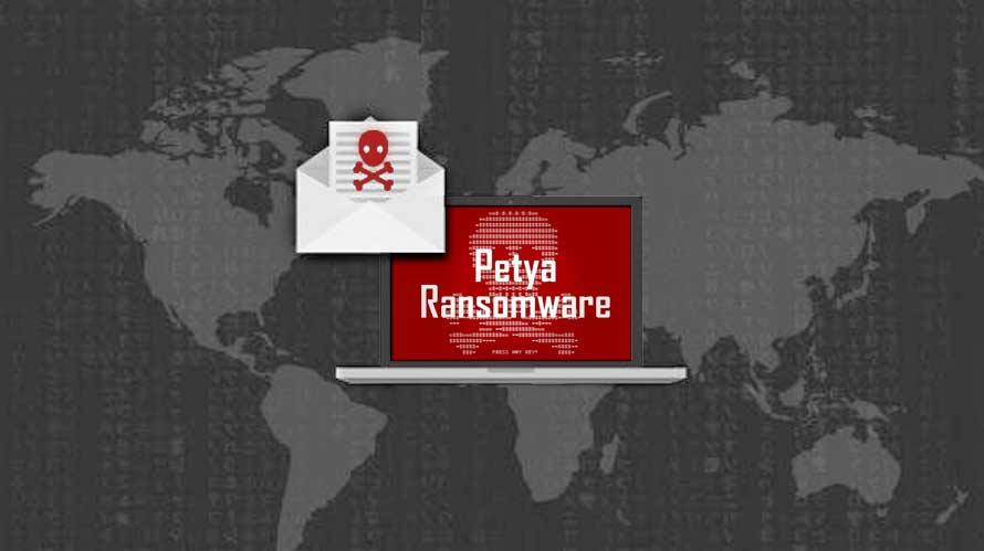 Petya Ransomware: A series of serious threats