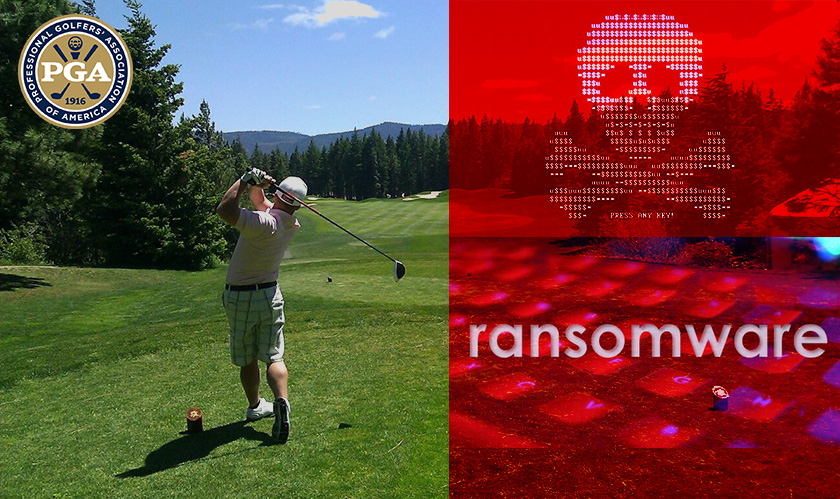PGA the latest victim of a Ransomware attack