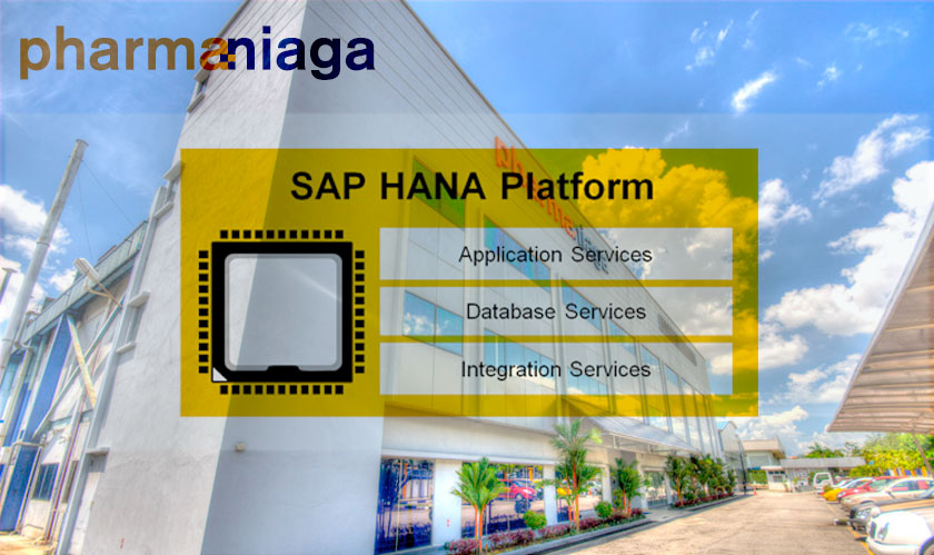 Pharmaniaga embraced SAP HANA