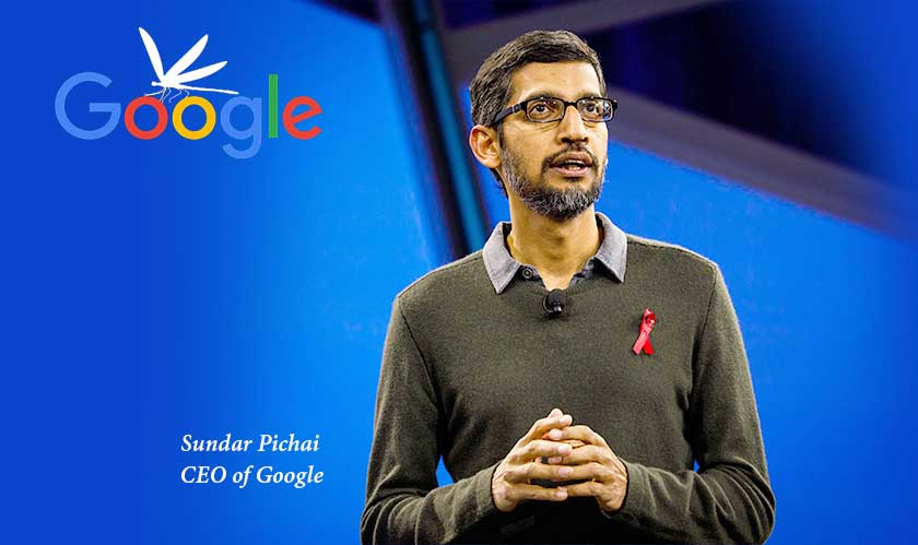 """We will be very thoughtful as we progress,"" – Pichai, on Dragonfly"