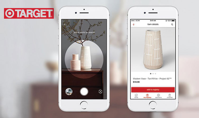Pinterest's Lens to be adopted by Target