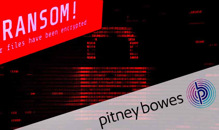 Pitney Bowes systems' hit by a ransomware attack
