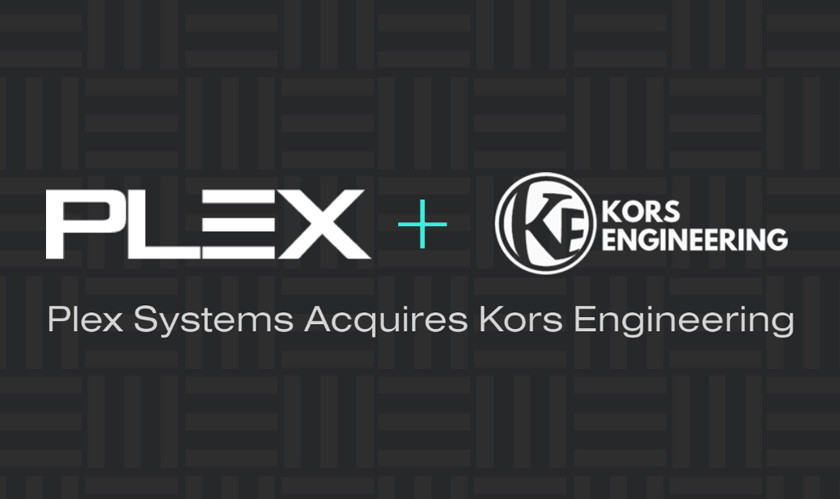Acquisition of Kors will add more power to Plex System's manufacturing process automation