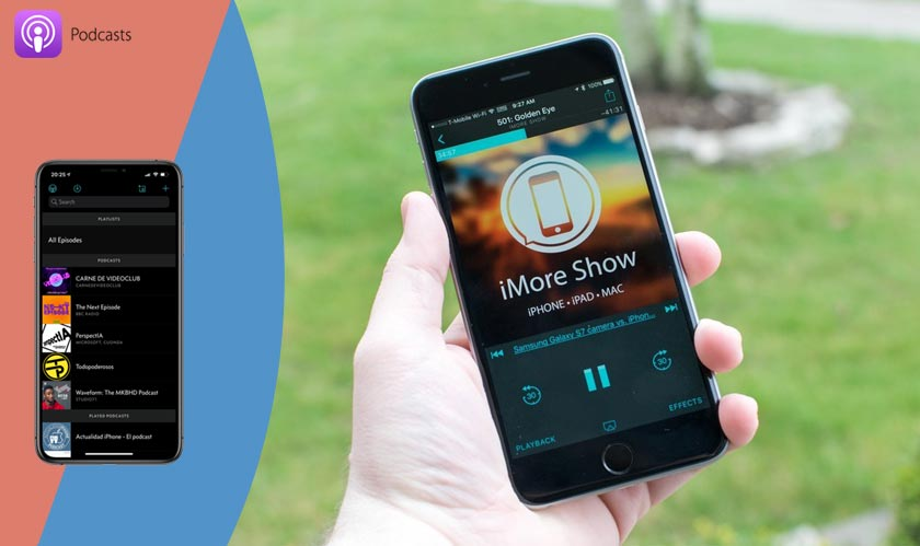 podcast overcast updates mobile