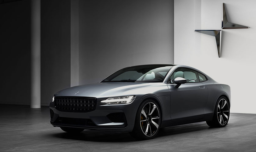 Polestar decides to take on Tesla with its EV vehicles