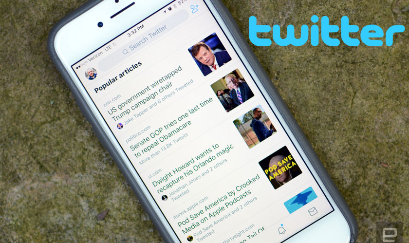 popular articles on twitter shows you the most shared stories