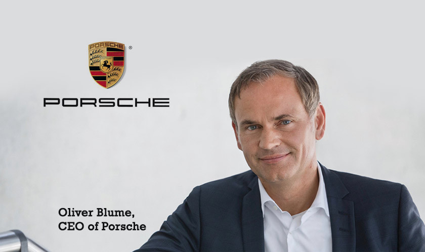 Porsche CEO says he is open to the company's IPO