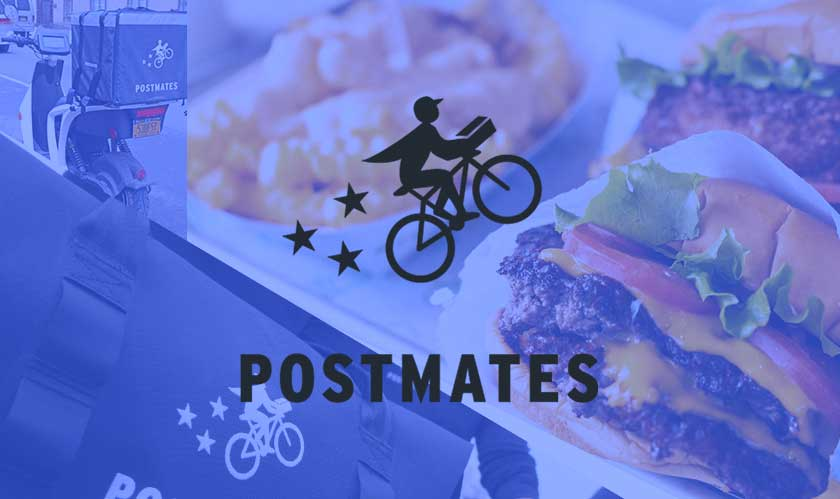 postmates free group delivery