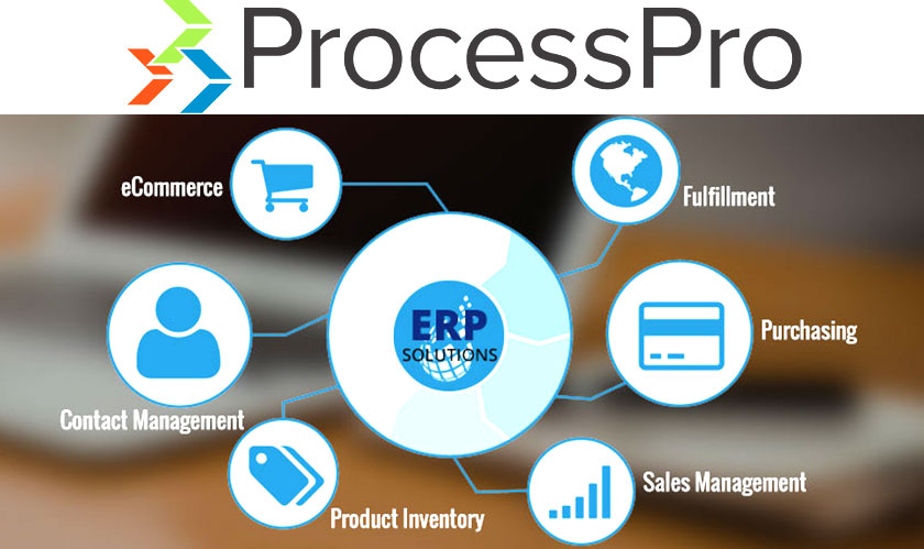 ProcessPro developed new ERP solution- ProcessPro Global