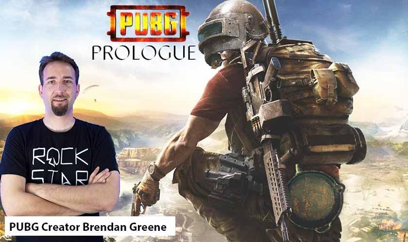 PUBG Creator Brendan Greene announces his new project called 'Prologue.'