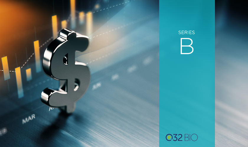 Q32 Bio Closes $60 Million Series B Round