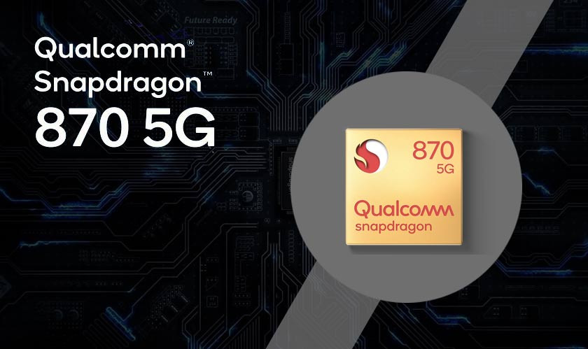 Qualcomm announces Snapdragon 870 5G SoC