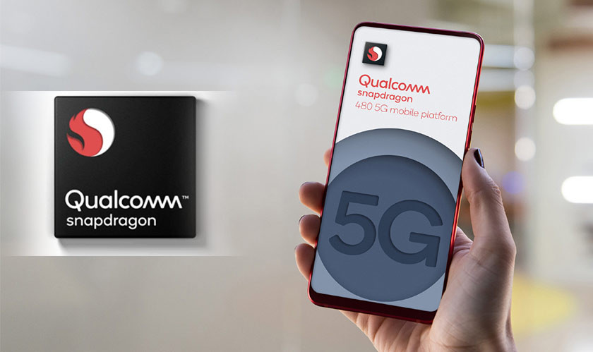 Qualcomm Launches Snapdragon 480 Chipset For Affordable 5G Devices