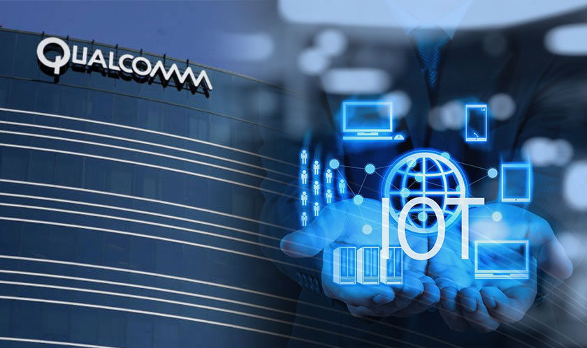 Qualcomm releases new cellular chipset to enable IoT