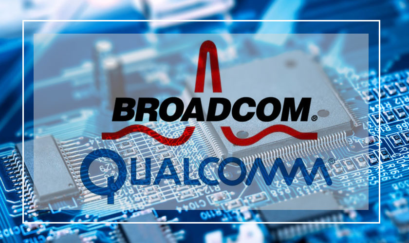 Qualcomm rejects Broadcom's acquisition offer