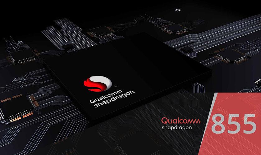 qualcomm snapdragon 855 chipset