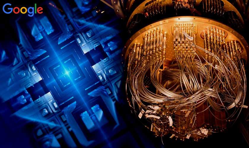 quantum computers google
