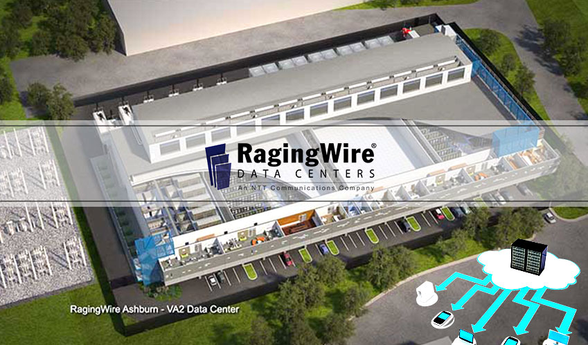RagingWire uplifts 'Cloud Connect' Portfolio