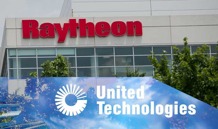 Raytheon and United technologies merger on the cards