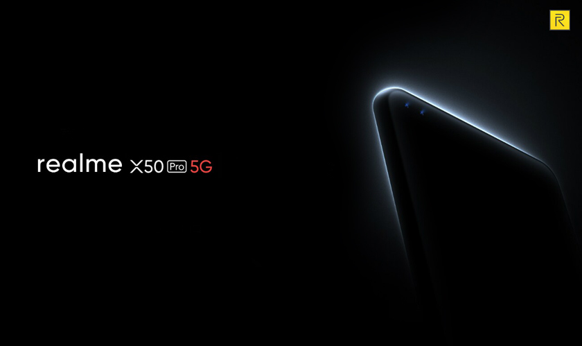 Realme X50 PRO 5G with Snapdragon 865 launching on Feb 24