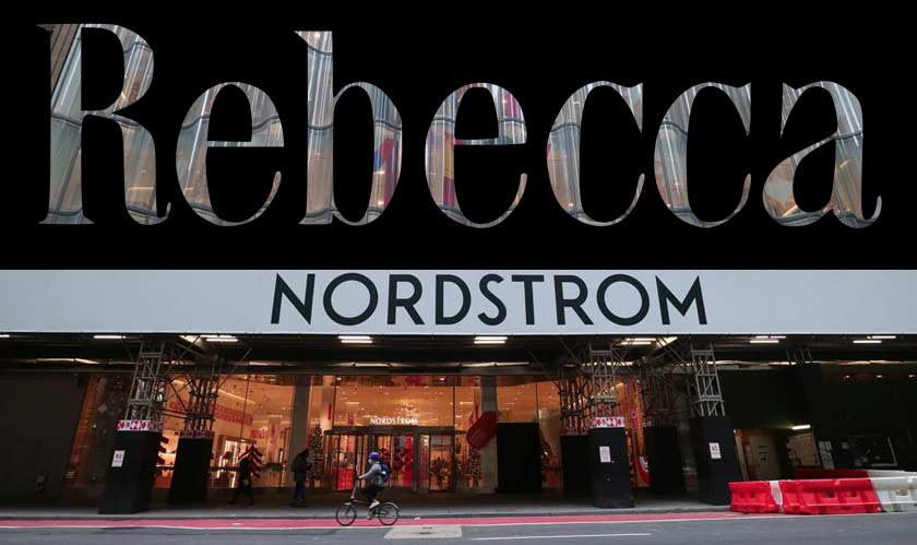Rebecca gets into first retail partnership with Nordstrom