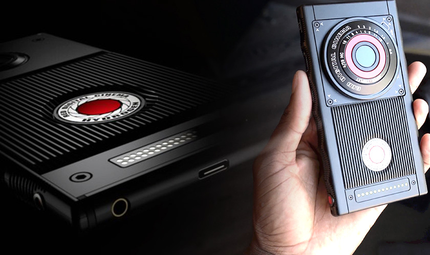 red hydrogen one fcc approval