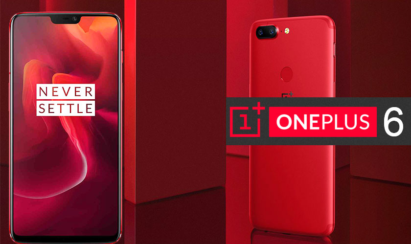 red variant oneplus