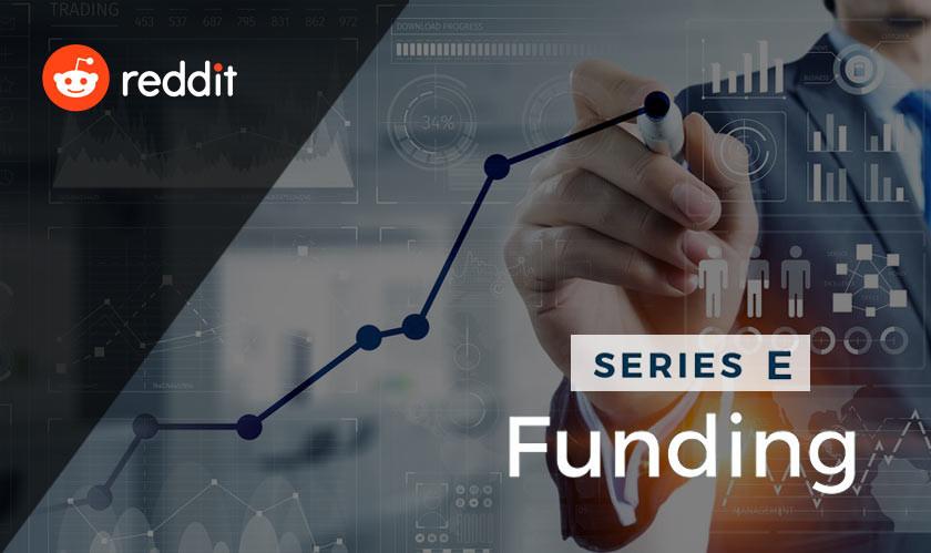 Reddit raises $250 million funding in series E round