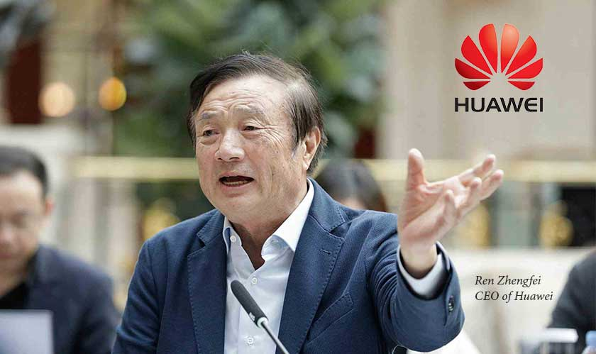 Can't exclude American products with a narrow mind- Ren Zhengfei
