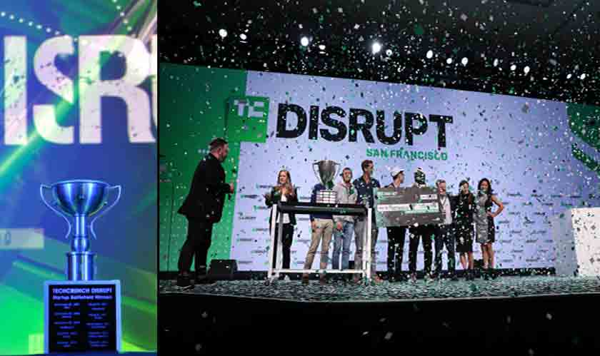 Startup Battlefield at Disrupt SF 2019 gets its winner