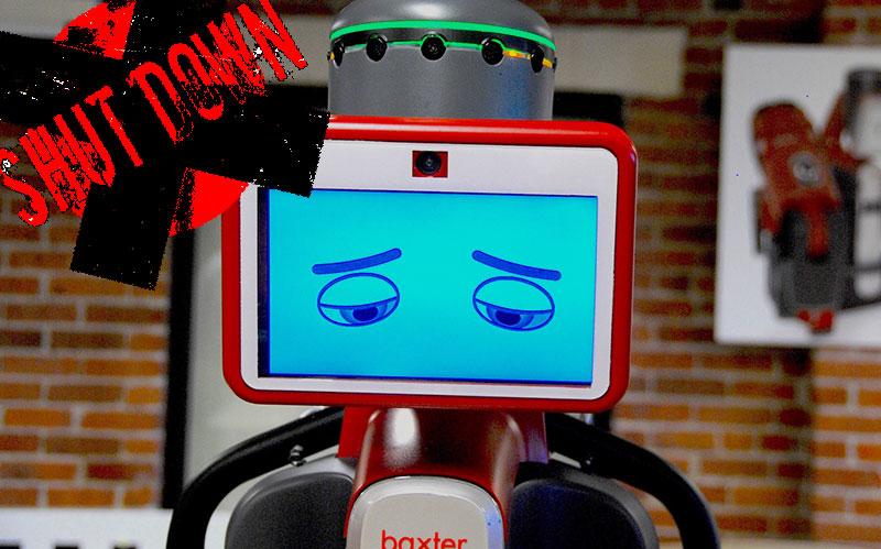 rethink robotics shuts down