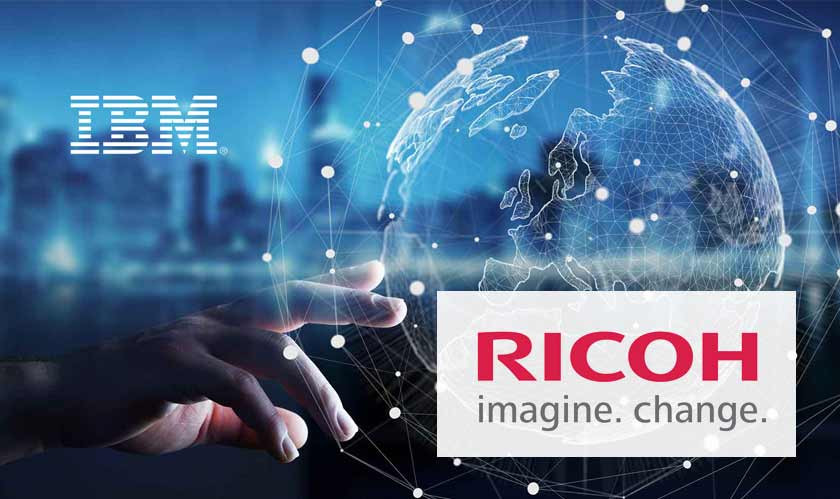 Ricoh to Deliver Innovative Solutions via IBM Hybrid Cloud