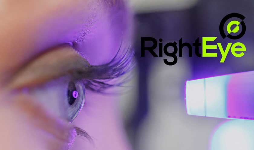 RightEye Detects Vision Issues by Looking into Your Eyes!