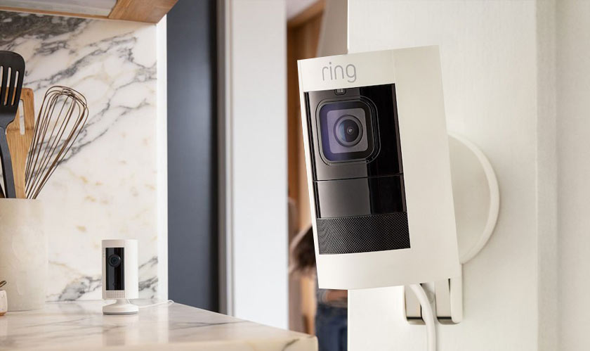 security ring announces new cameras
