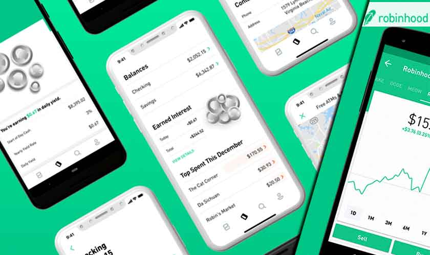 'Checking and Savings' feature on Robinhood scrapped