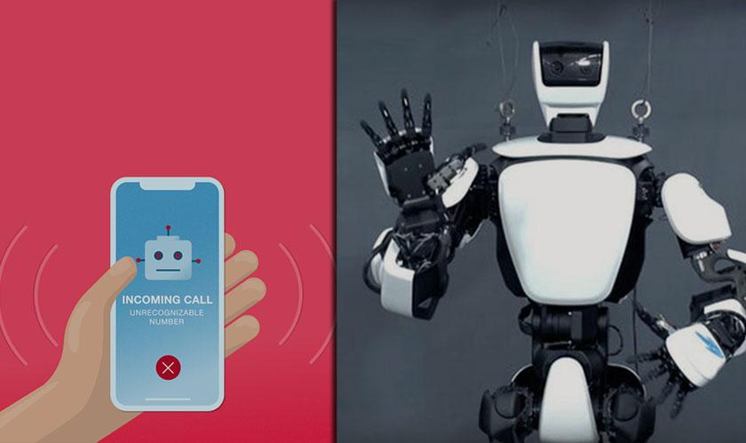 robo spam calls are coming