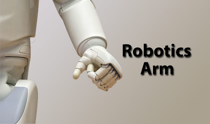 Efficacy of Robotic Arms on General Industrial Activities