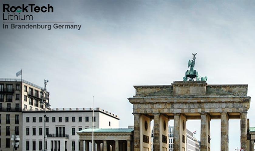 Rock Tech Lithium will build Europe's first lithium converter plant in Germany's Brandenburg region