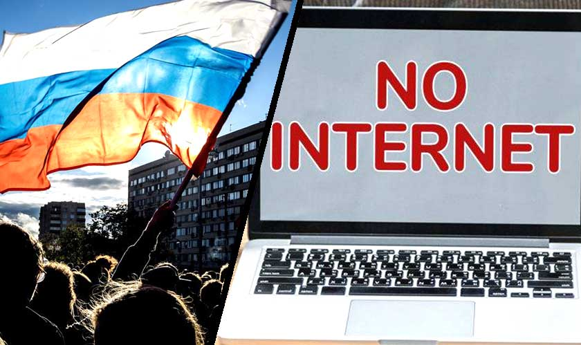 Russia is about to test detaching from the internet