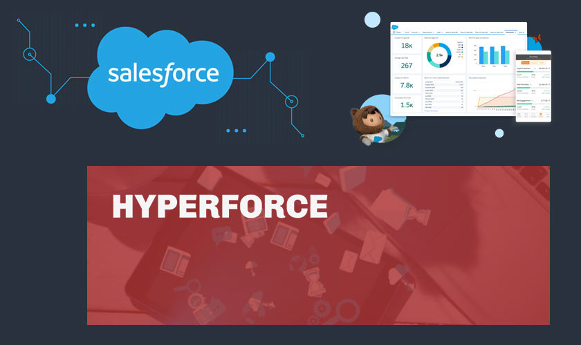 Salesforce Announces Hyperforce