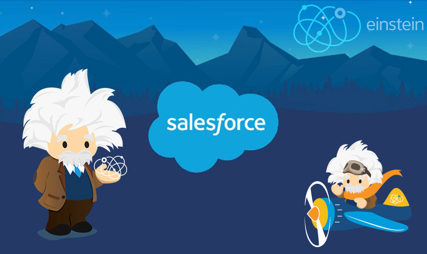 salesforce einstein next generation crm