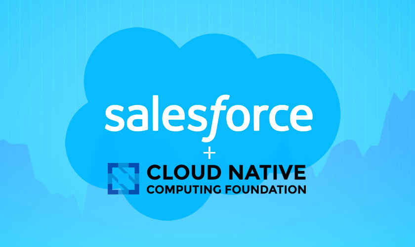 Salesforce enters Cloud Native Computing Foundation